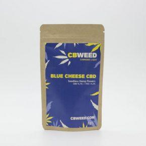 Ανθοί κάνναβης BLUE CHEESE 11,7% CBD