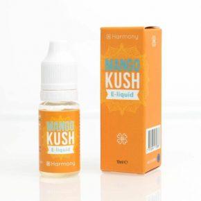 Υγρό αναπλήρωσης MANGO KUSH (100mg CBD)