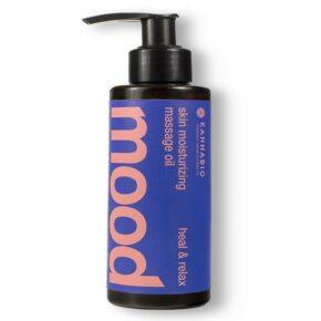 Mood Skin Moisturizing Massage Oil (1000mg CBD)