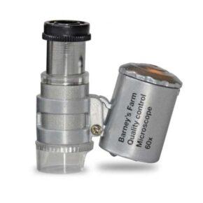 Μικροσκόπιο ποιοτικού ελέγχου